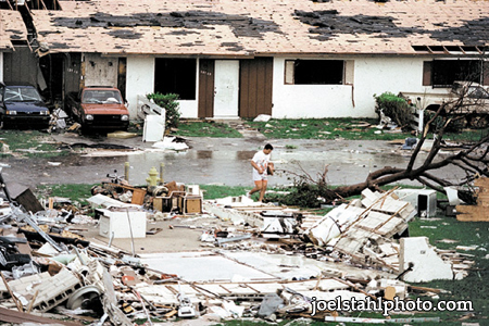 hurricane andrew storm of the century essay Andrew was the third most intense us land-falling hurricane this century, and the strongest since hurricane camille in 1969 (mccown, 11 f) hurricane andrew was caused by the creation of a.